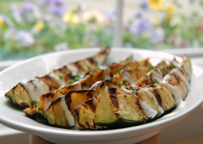 Grilled Summer Squash | Grill | Pinterest