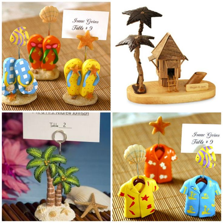 Gallery For Hawaiian Wedding Favors
