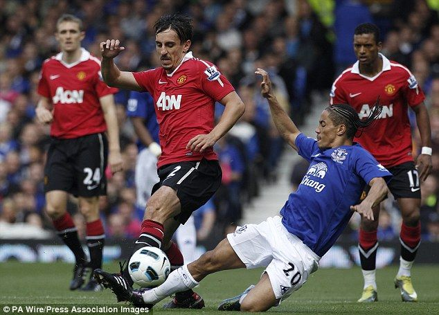 manchester united fantasy manager 2012 facebook