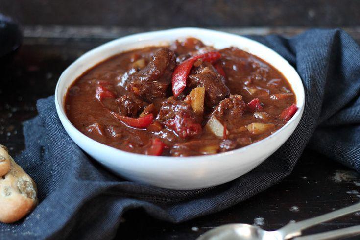 Basque Lamb Stew | Comfort Food | Pinterest