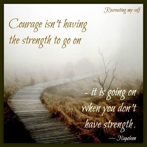 Spiritual Courage Quotes. QuotesGram