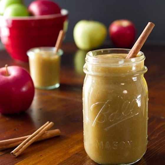 Slow Cooker Apple Butter | Set it and forget it! | Pinterest
