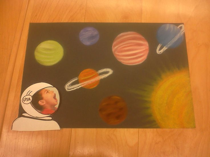 second grade solar system - photo #15