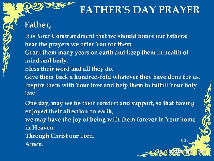 fathers day quotes church