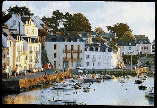 Belle Île en Mer Island France