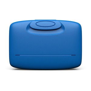Capsul Wallet Electric Blue, now featured on Fab.