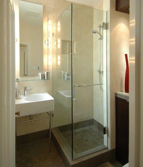 Pinterest Small Bathrooms Captivating 2018