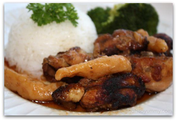 Jamaican Brown Stew Chicken | Food for Thought | Pinterest