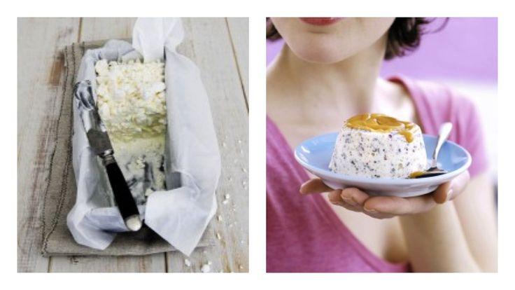 semifreddo | Dessert | Pinterest