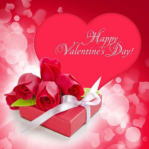 valentine's day roses pinterest