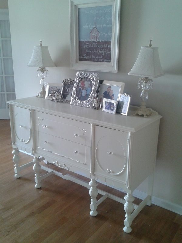 refinishing goodwill furniture