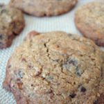 Chocolate Chip Cookies with Chocolate Chunk Burnt Toffee variation on ...
