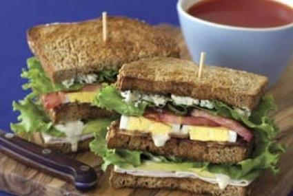 ... club sandwich turkey club sandwich salad zakary pelaccio s lobster
