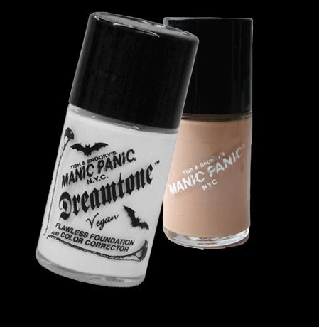 Manic Panic® Vegan Dreamtone Flawless Foundation in Virgin