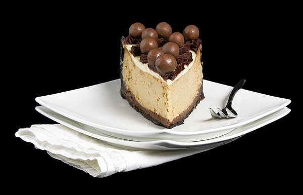 cappuccino fudge cheesecake | The Sweetest of Treats | Pinterest