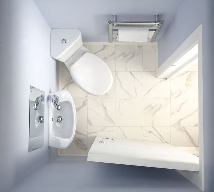 The Perfect Design For A Small Bathroom Http