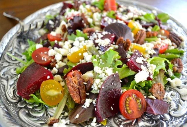 Roasted Beet And Feta Salad Recipes — Dishmaps