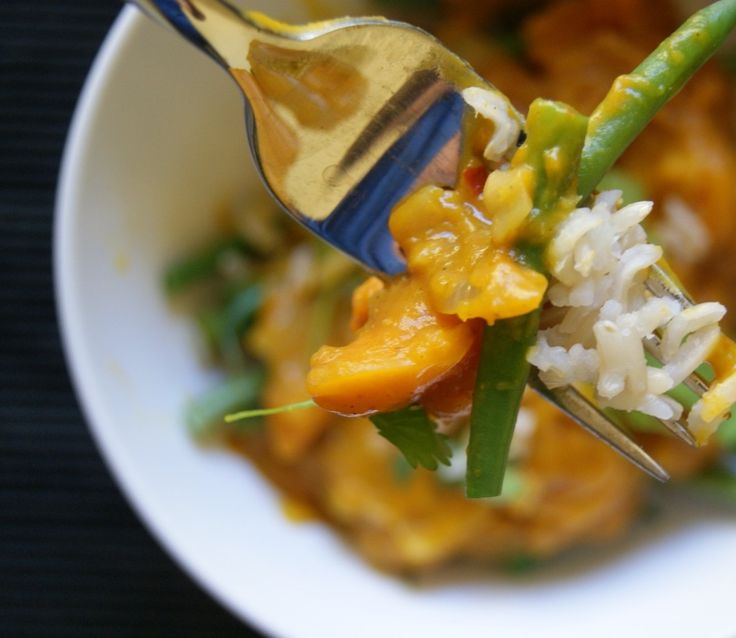 pumpkin & shrimp curry | Vegetarian/ Pescatarian | Pinterest