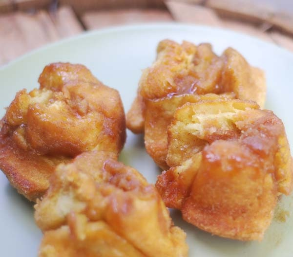 Mini monkey bread muffins - found under breakfast but could be both I ...