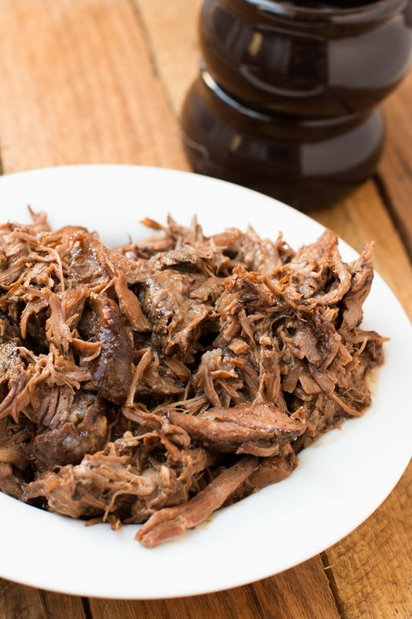 Slow Cooker Pot Roast | Recipe