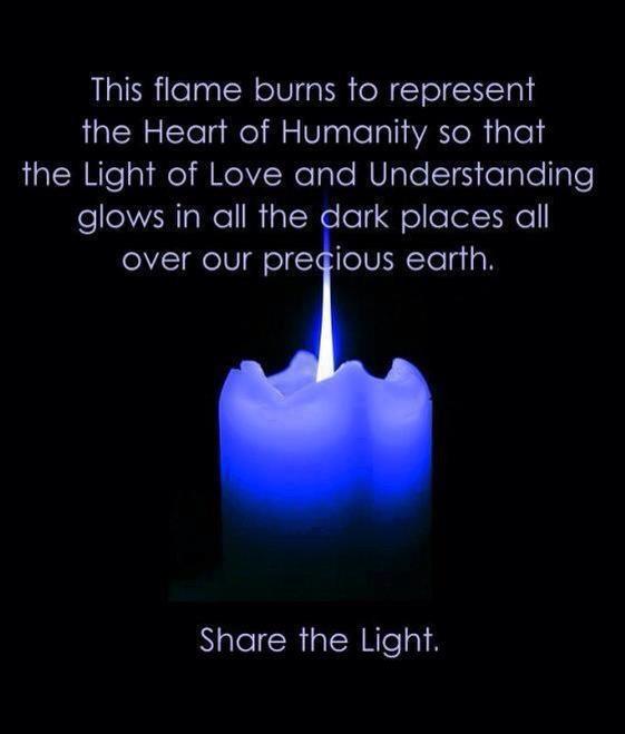 Share the light. | ~ Angels and Light ~ | Pinterest Sharing The Light