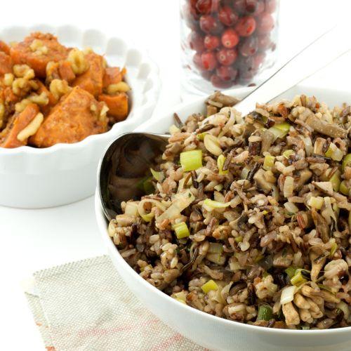 Wild Rice Stuffing. | Food Food Food | Pinterest
