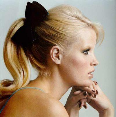 ponytail ♥