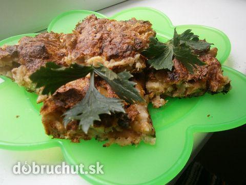 Fotorecept: Hubník - Slaný hubový koláč | Zdravé recepty ...