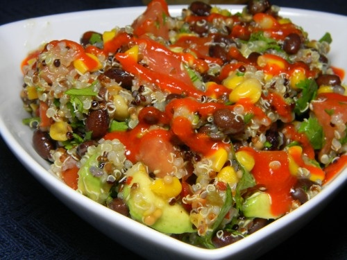 southwest quinoa salad! | Recipes to try | Pinterest