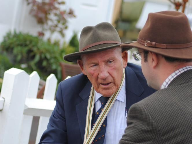 Celebrities at the Goodwood Revival 2013 (© Kieron Maughan www