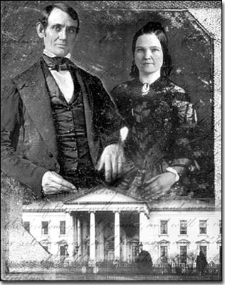 Abraham Lincoln Amp Wife Mary I Love Civil War
