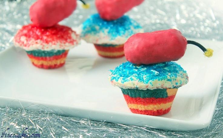 4th of july pop rocks cookies