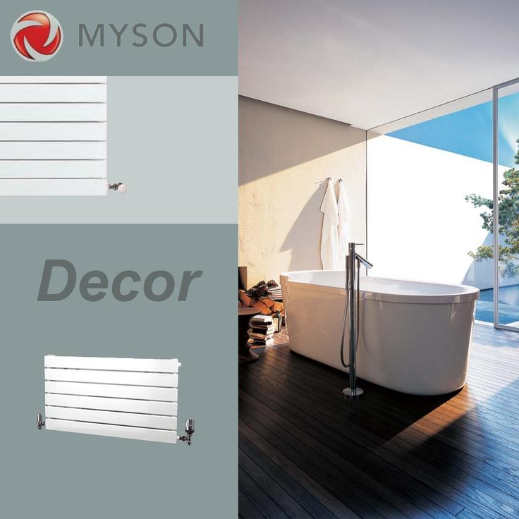 Pin by on bathroom radiators pinterest for Myson decor