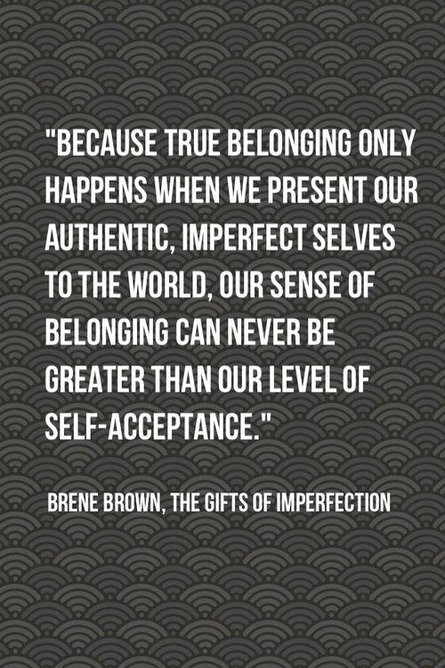 Sense of belonging essay