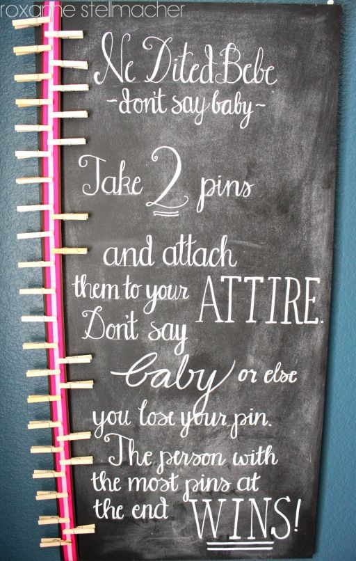 clothespin baby shower game baby craftiness pinterest