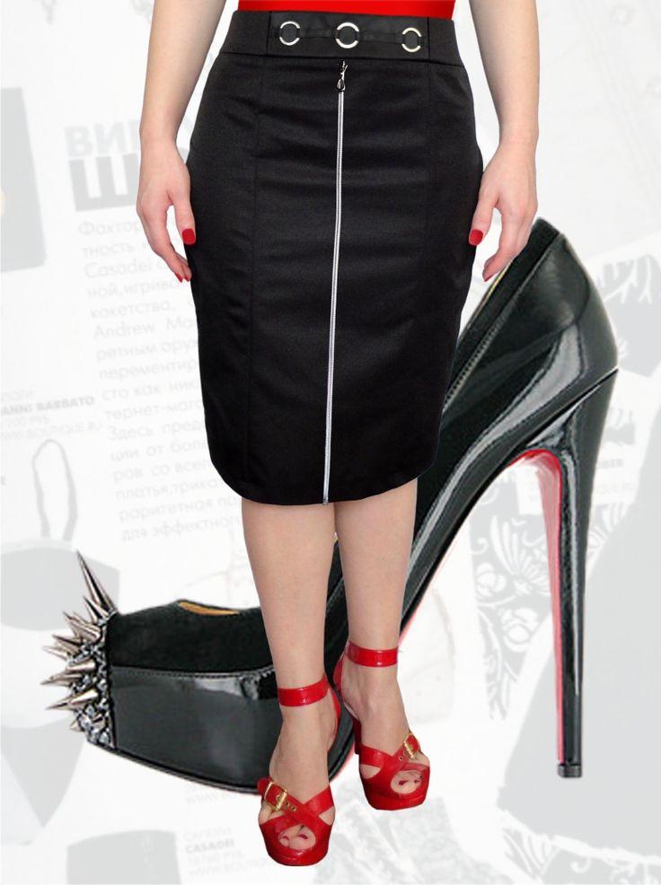 Стильные юбки, стильные юбки большого размера, юбка ttt2 110455