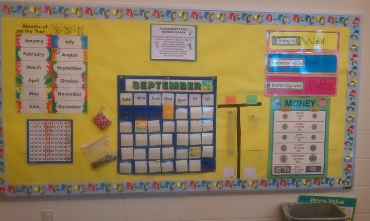 Calendar Organization Number : Pin by ashley holt on classroom organization pinterest