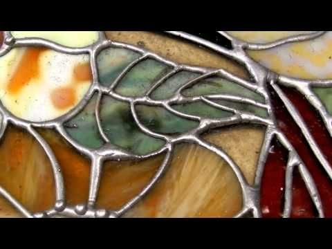 dichroic stained glass soldering 001j youtube videos dichroicgla. Black Bedroom Furniture Sets. Home Design Ideas