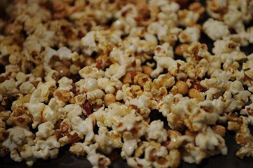 Tipsy Maple Corn | Recipe