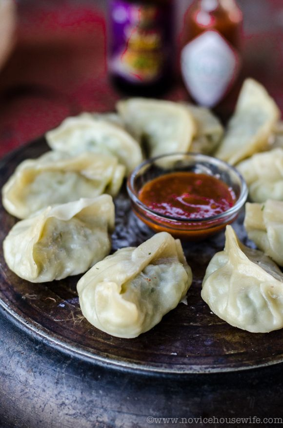 Vegetable Momos | Favorite Vegetarian Recipes | Pinterest