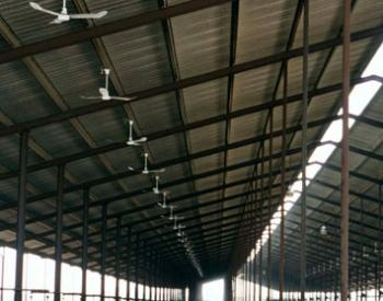 Horse Barn Overhead Ceiling Fans