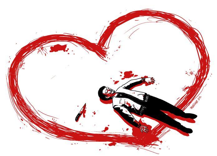valentine day by david bowie