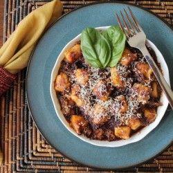 Gnocchi with Short Rib Ragu   Savoury deliciousness   Pinterest