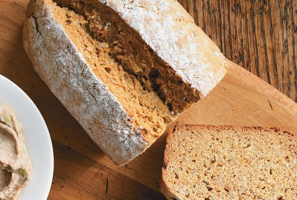 Irish Brown Bread just like we had during our trip to Ireland. So easy ...