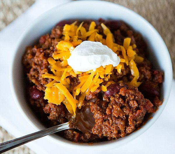 All-American Beef Chili | Recipe