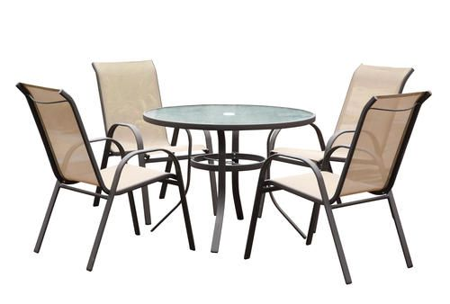 Solano 5 Piece Dining Set | Outdoors/Patio | Pinterest