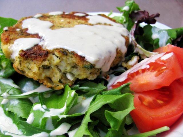 Tabbouleh Veggie Burgers | Veggie | Pinterest