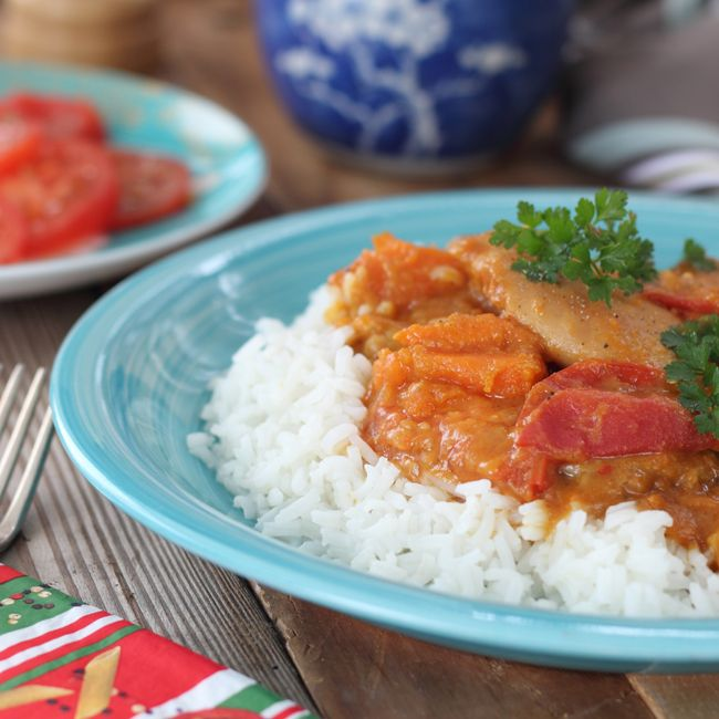 Chicken & Sweet Potato Curry | . FOoD & DRiNK . | Pinterest