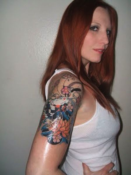 Meaningful Flower Tattoos Examples For Unique Girls
