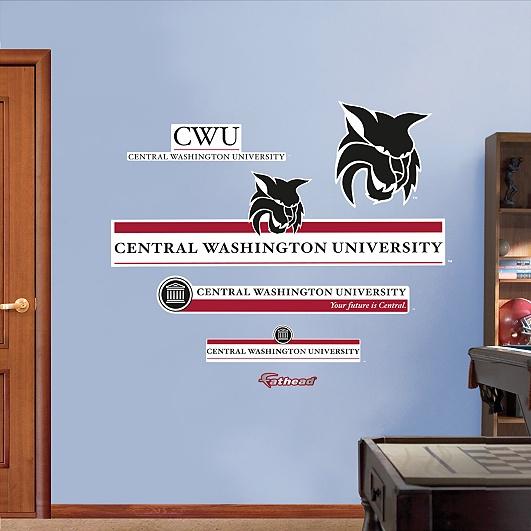 Central Washington Wildcats Logo